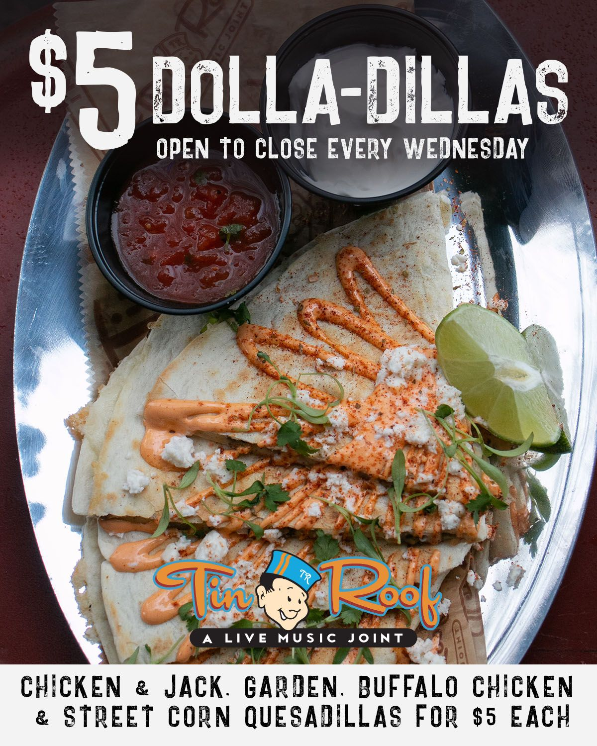 $5 Dolla Dilla Night